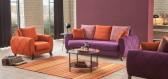 3 rady, jak nejlépe vybrat zařízení do obývacího pokoje