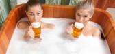 Pivo pro krásu těla