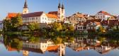 Pohádkové zámky: Telč je oblíbená u turistů i režisérů