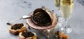 Gastronomický luxus vpodobě kaviáru