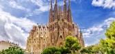 Dokončení více než 100 let rozestavěného chrámu Sagrada Familia se zpozdí kvůli koronaviru