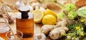 Zdravé bylinné sirupy se stévií nabité vitamíny