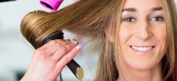 Umíte si správně fénovat vlasy?