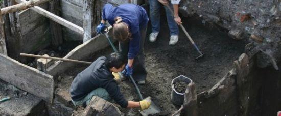 Archeologové vykopali v Izraeli 1500 let starý byzantský kostel