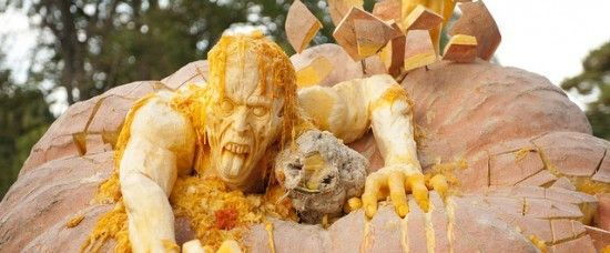 Halloween: Děsivé dýně
