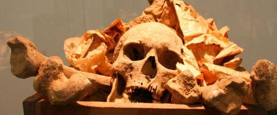 Kmen kanibalů z Mexika