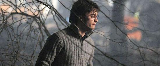 Daniel Radcliffe se děsí konce Harryho Pottera