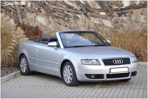 Audi A4 Kabriolet