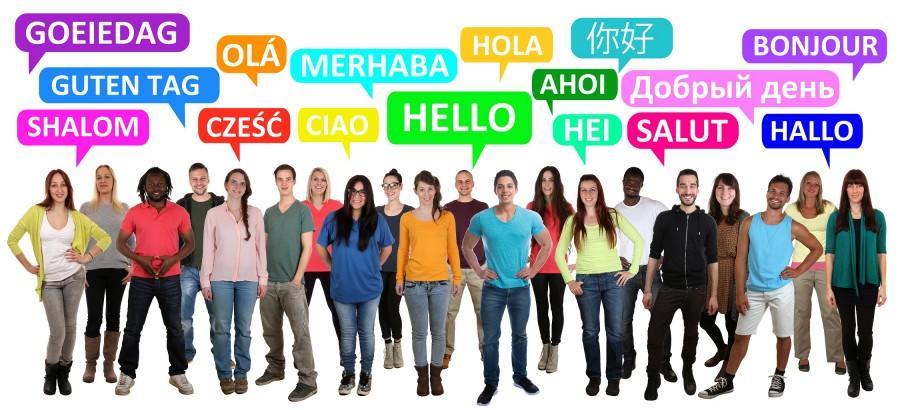 Jazyky si bohužel (bohudík) nejlépe rozumějí, když jsou stejné :-)