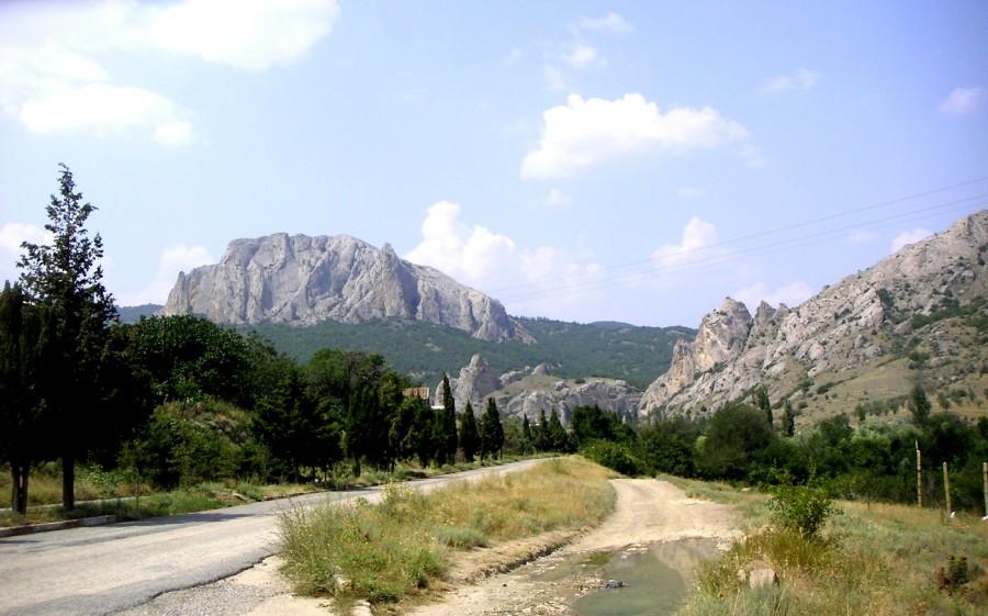 Krajina jižního Krymu