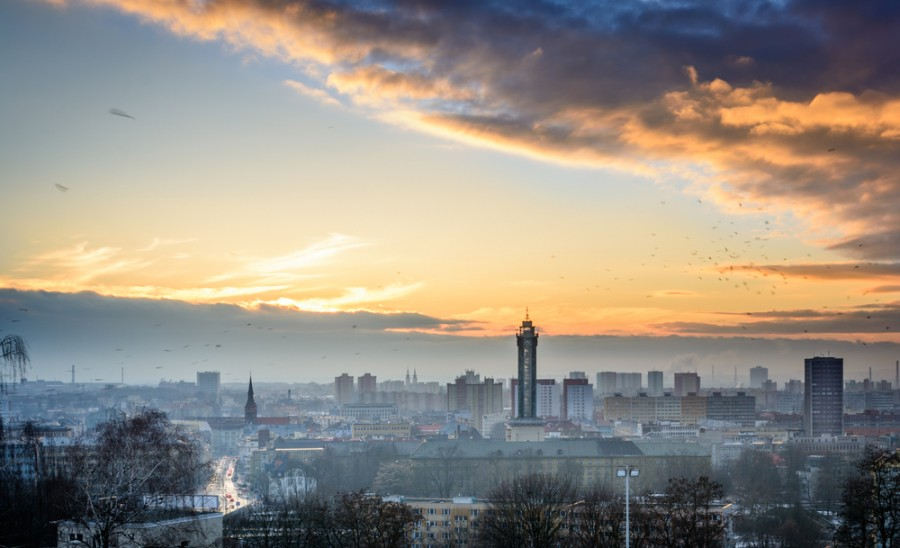 Ostrava leží ve Slezsku jen částečně