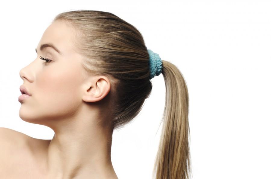 suchá pokožka hlavy padání vlasů