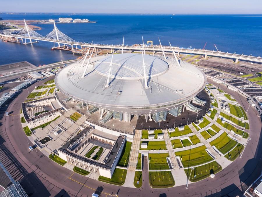 Zenit Arena - Petrohrad