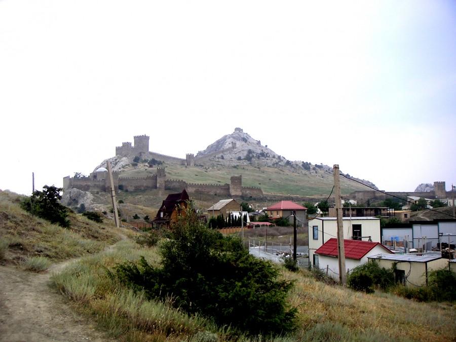 Pevnost Sudak