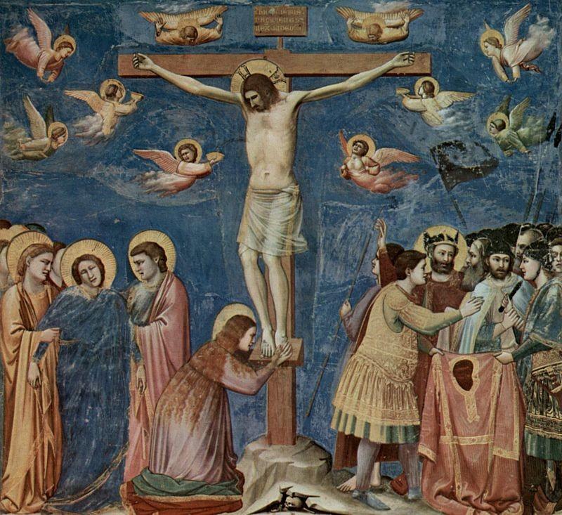 Ukřižování Krista na Velký pátek