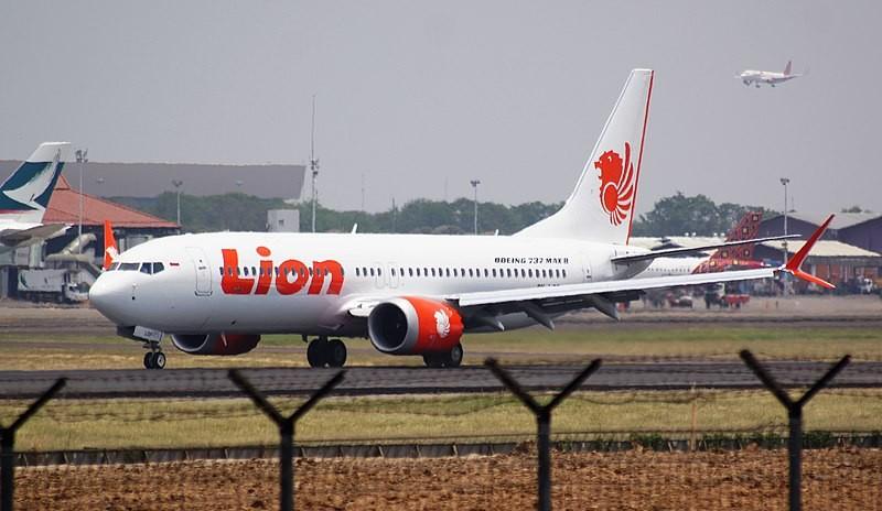 Boeing 737-MAX 8, zdroj: PK-REN from Jakarta, Indonesia