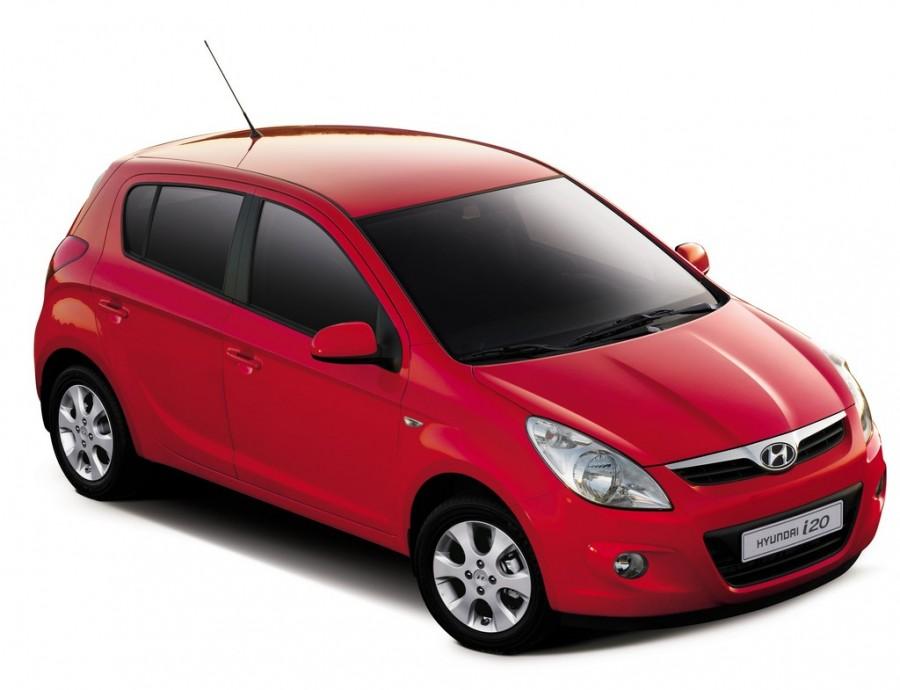 Hyundai показал фото нового Getz…