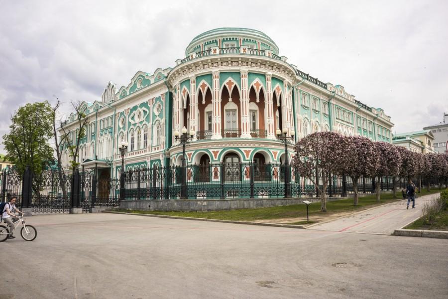 Městská architektura - dům Sevasťanova