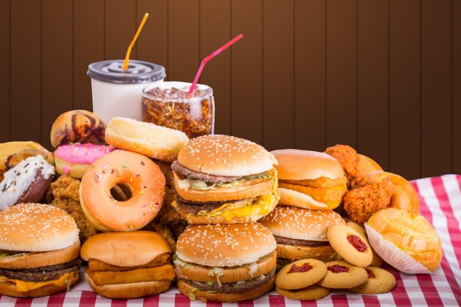 Smažené hamburgery - ó, to je kalorií