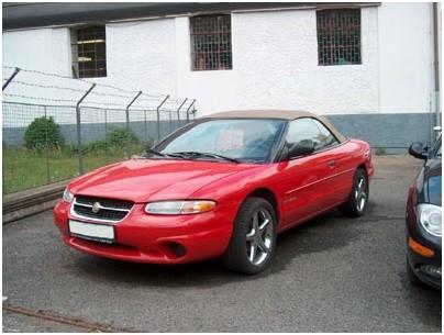 Chrysler Sebring (starší ročníky)