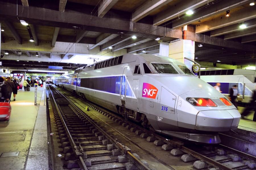 TGV je stále na evropské špičce