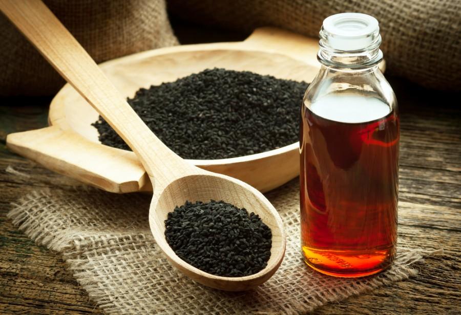 Olej z černého kmínu
