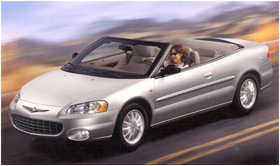 Chrysler Sebring (novější ročníky)