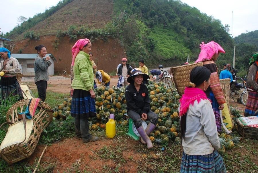 Tržnice ve Vietnamu