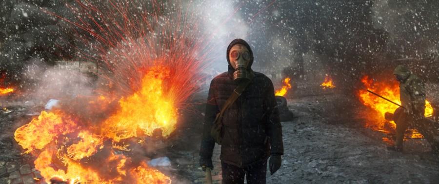 Majdanští radikálové byli na revoluci dobře připraveni