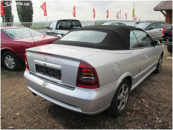 Opel Astra Coupe Cabrio