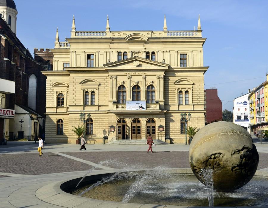 Hlavním městem Slezska je Opava